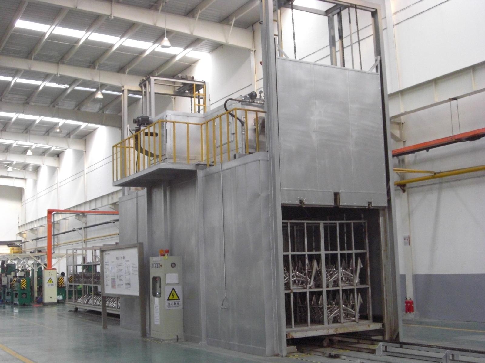 铝合金T6热处理炉