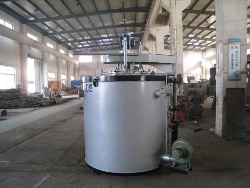 CLZ系列井式真空充气电阻炉