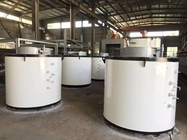 全纤维大型井式电阻炉