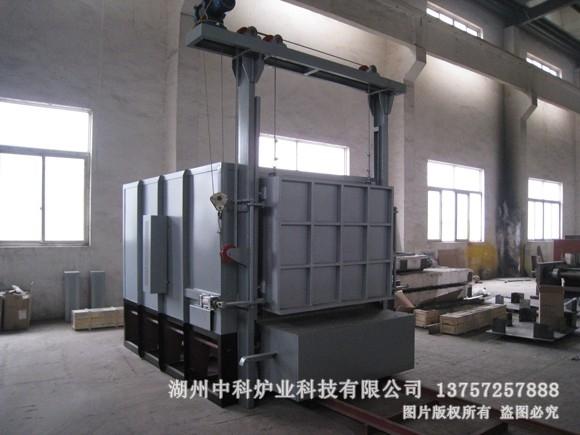 高温箱式台车炉