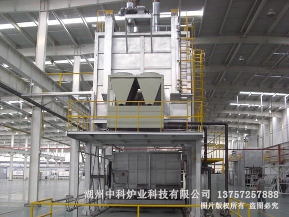 T4铝合金热处理炉
