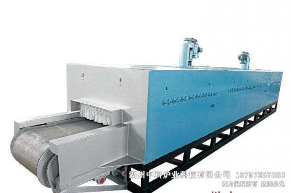 RCH型(600℃)网带式热风循环回火炉